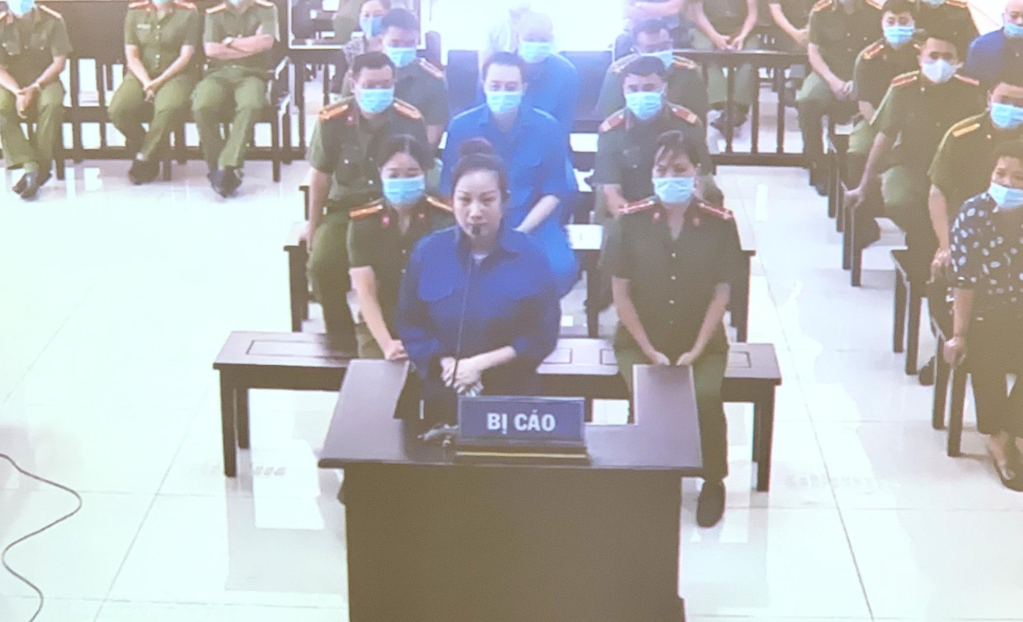Vợ Đường 'Nhuệ' và 4 cán bộ thao túng đấu giá đất tại Thái Bình hầu toà - Ảnh 2.