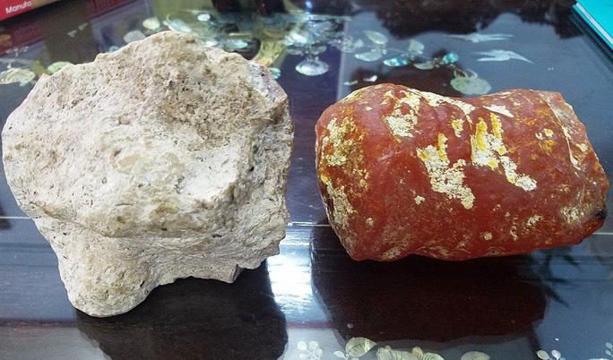 """Điểm danh những hòn đá tiền tỷ """"từ trên trời rơi xuống"""" giúp chủ nhân đổi đời - Ảnh 3."""