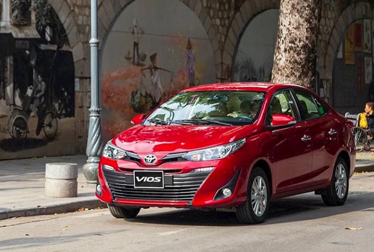 Mua ô tô cũ: Toyota Vios là lựa chọn tốt nhất? - Ảnh 1.