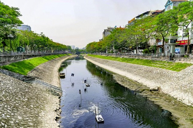 Đề xuất cải tạo sông Tô Lịch thành công viên lịch sử - văn hóa - tâm linh: Chuyên gia nói gì? - Ảnh 6.