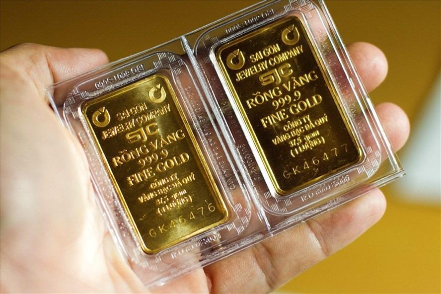 Thận trọng trước biến động của giá vàng trong ngắn hạn - Ảnh 1.