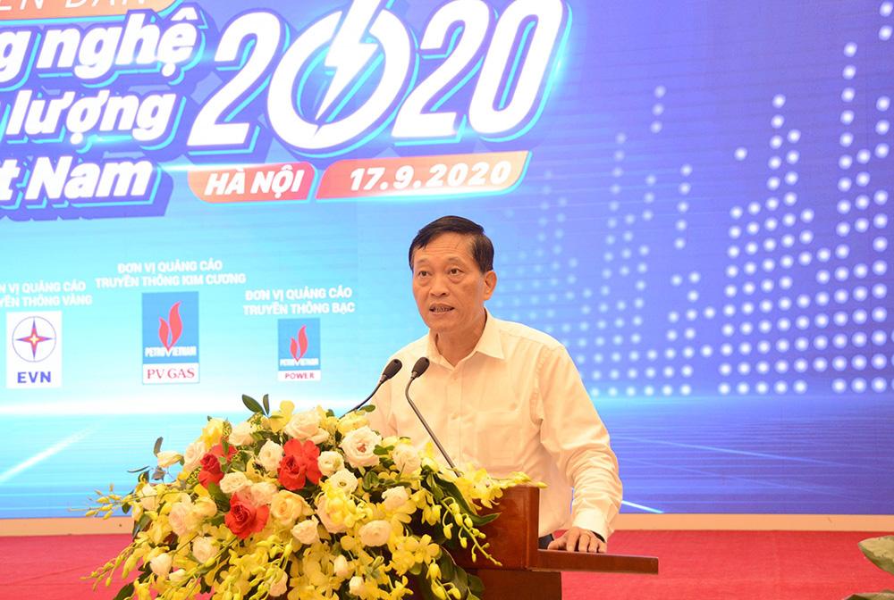 Diễn đàn Công nghệ và Năng lượng Việt Nam năm 2020 - Ảnh 1.