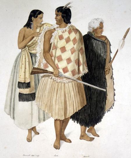 Cuộc chiến đẫm máu vì cái cột cờ giữa lính Anh và thổ dân Maori - Ảnh 1.