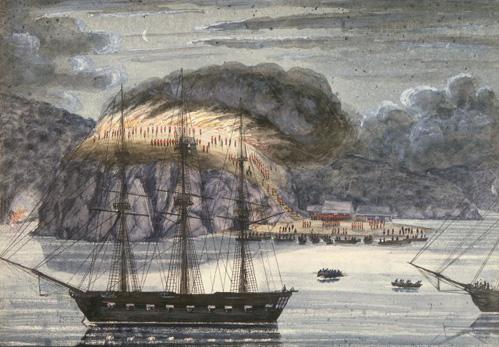 Cuộc chiến đẫm máu vì cái cột cờ giữa lính Anh và thổ dân Maori - Ảnh 3.