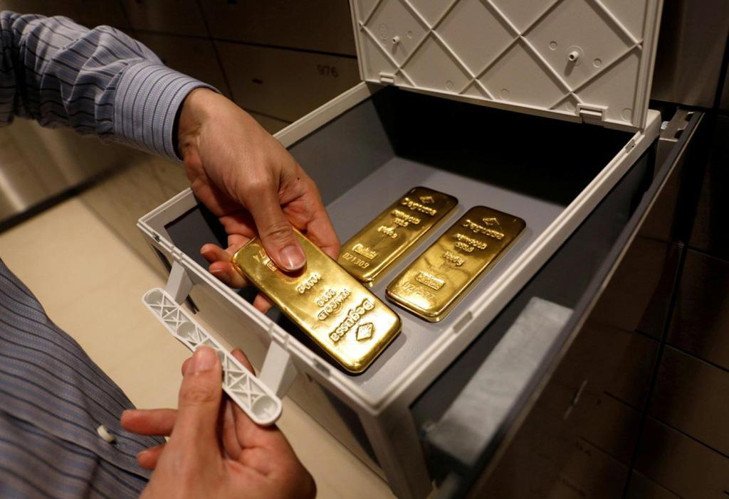 Quyết định của FED không đủ sức tiếp nhiệt cho giá vàng - Ảnh 1.