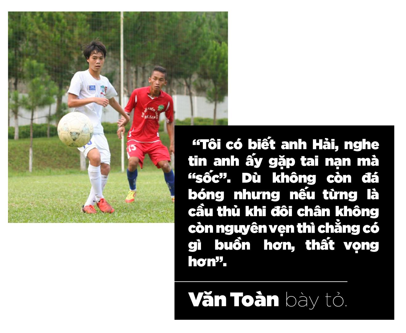 Cựu đội trưởng Đắk Lắk phải cưa chân vì tai nạn: Nước mắt và nỗi đau thấu trời - Ảnh 5.