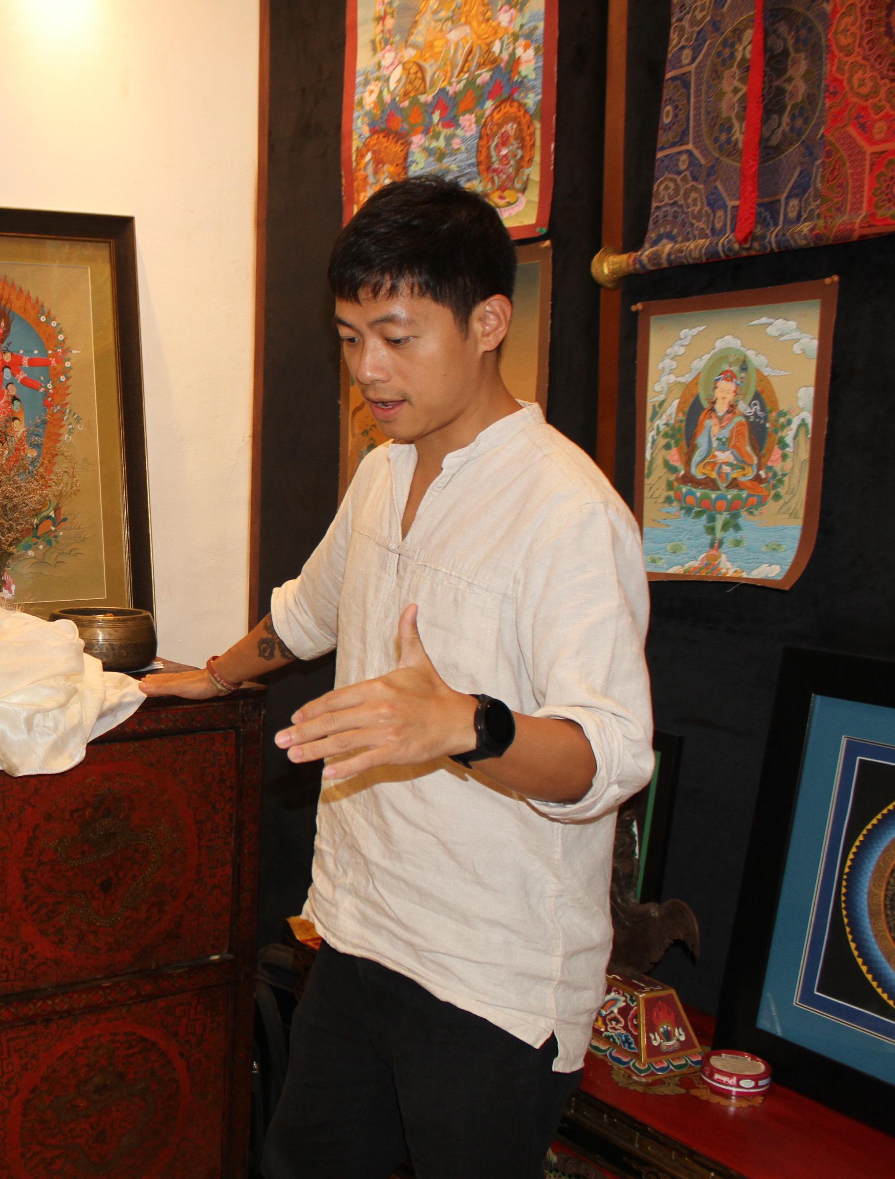"""Nguyễn Mạnh Duy, chủ dự án """"Ngôi nhà văn hoá Tây Tạng"""": """"Xứ tuyết Himalaya dẫn tôi tìm thấy hạnh phúc"""" - Ảnh 10."""