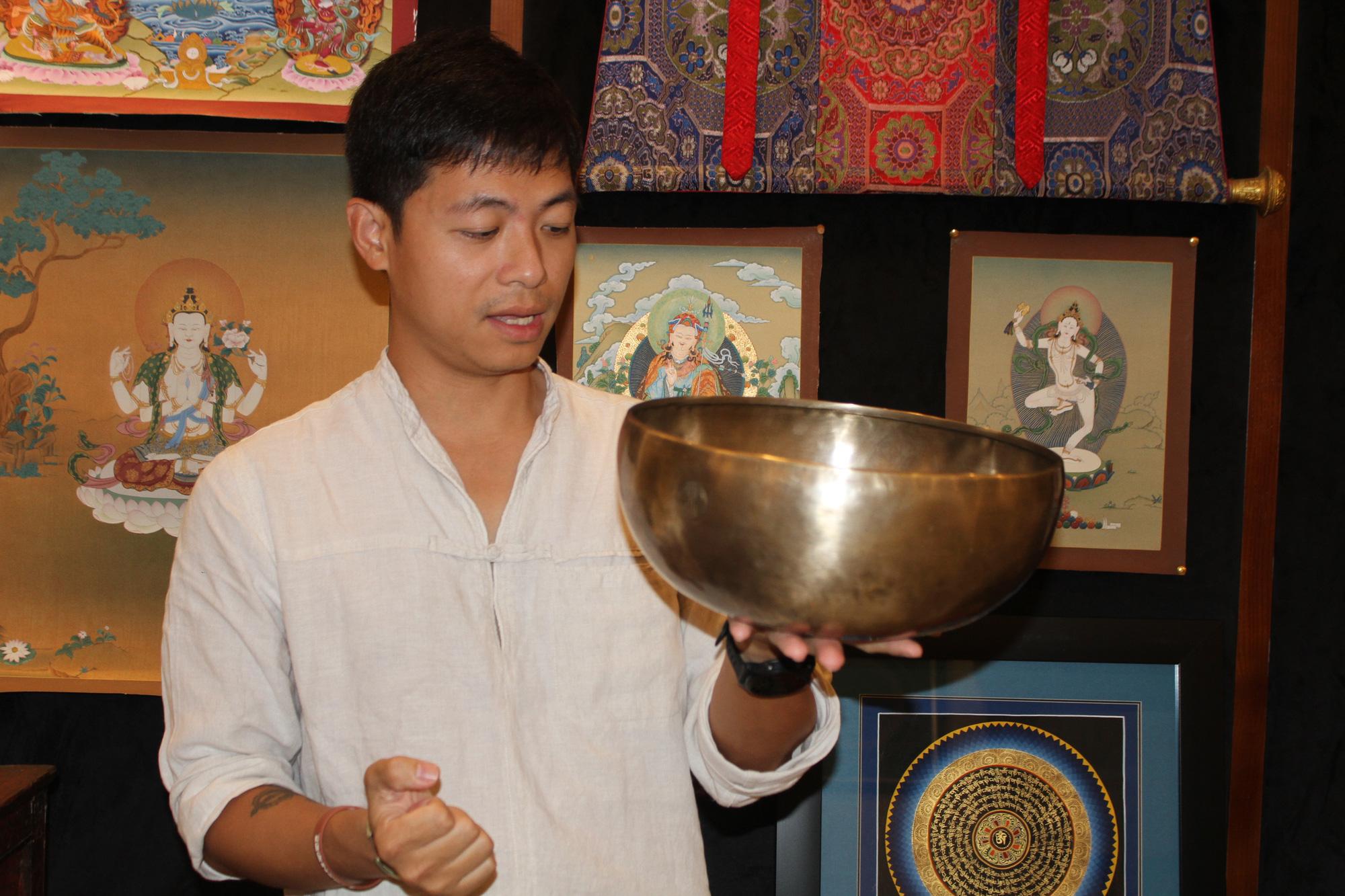 """Nguyễn Mạnh Duy, chủ dự án """"Ngôi nhà văn hoá Tây Tạng"""": """"Xứ tuyết Himalaya dẫn tôi tìm thấy hạnh phúc"""" - Ảnh 6."""