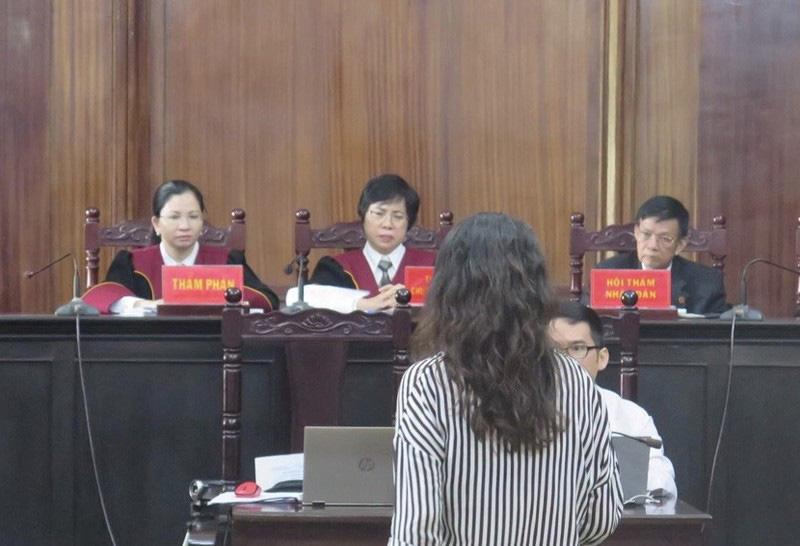 """Bà Lê Thị Thanh Thúy: """"Khi ông Nguyễn Thành Tài bị khởi tố mới lôi tên tôi vào"""" - Ảnh 1."""