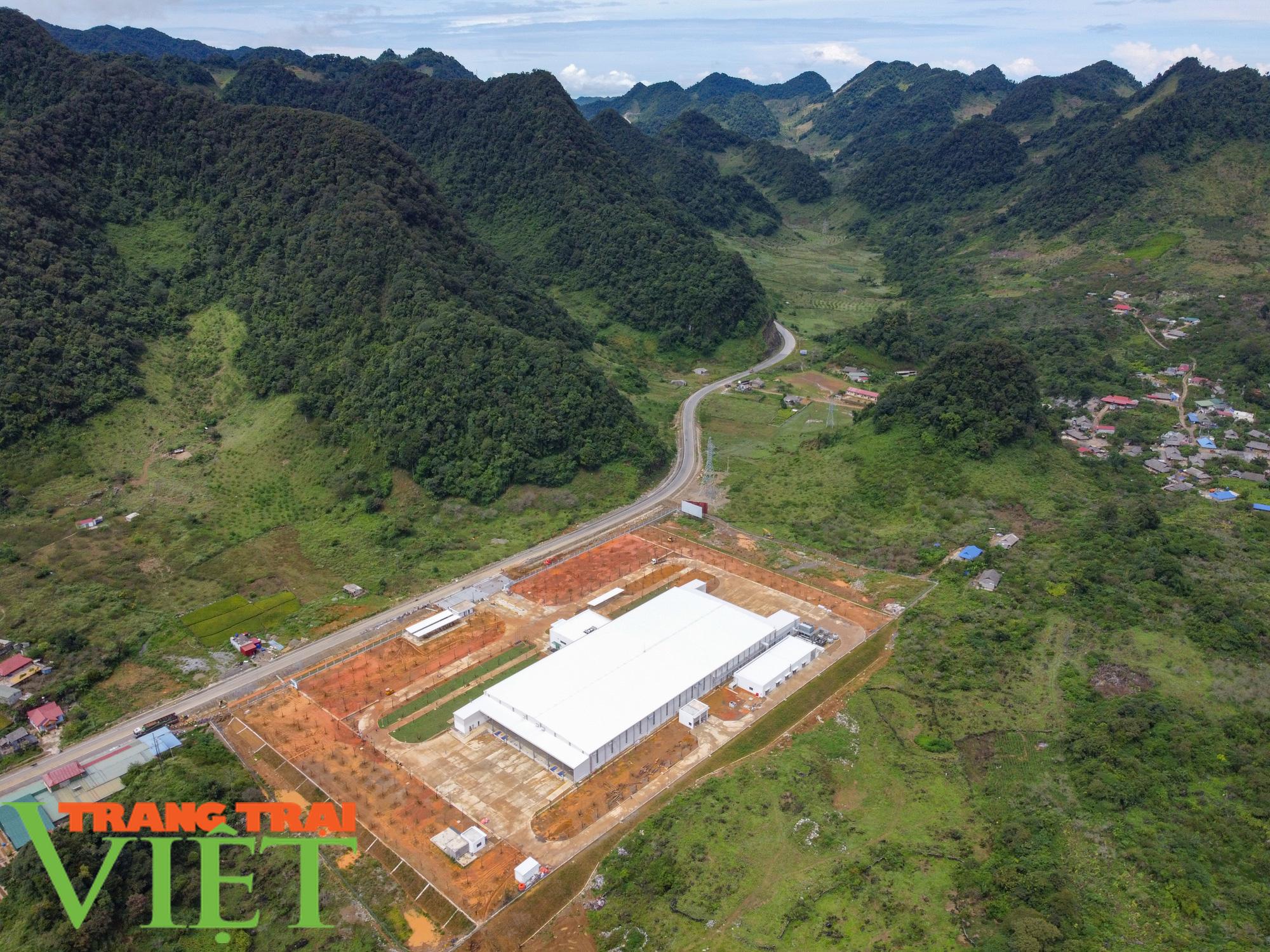 Nhà máy đi vào hoạt động sẽ giúp đảm bảo đầu ra cho nông sản Sơn La - Ảnh 4.