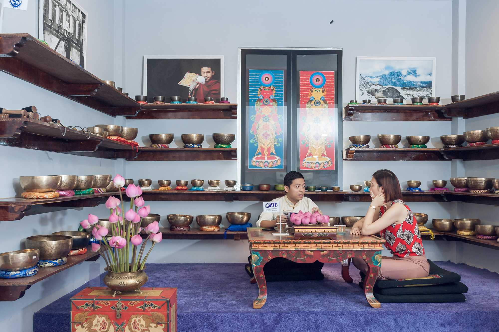 """Nguyễn Mạnh Duy, chủ dự án """"Ngôi nhà văn hoá Tây Tạng"""": """"Xứ tuyết Himalaya dẫn tôi tìm thấy hạnh phúc"""" - Ảnh 5."""