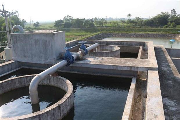 Đa số chủ đầu tư xây dựng các dự án nước sạch ở Thái Bình hạn chế kinh nghiệm, năng lực đầu tư - Ảnh 2.
