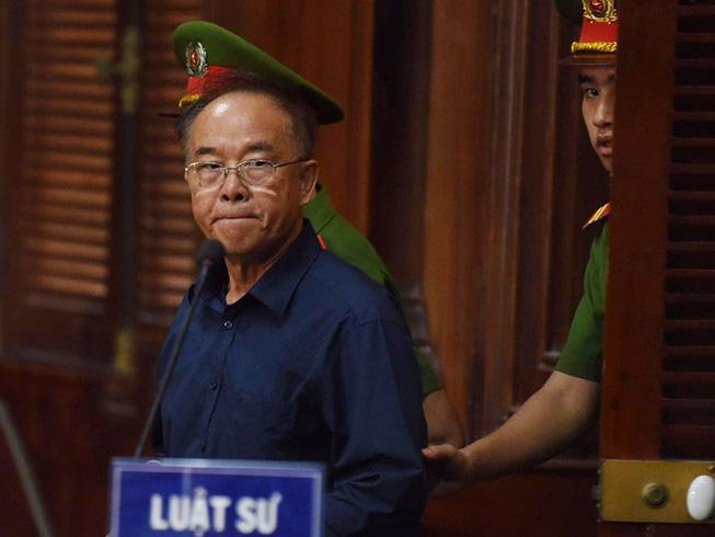 Xét xử ông Nguyễn Thành Tài: Đề nghị tiếp tục kê biên tài sản các bị cáo - Ảnh 1.