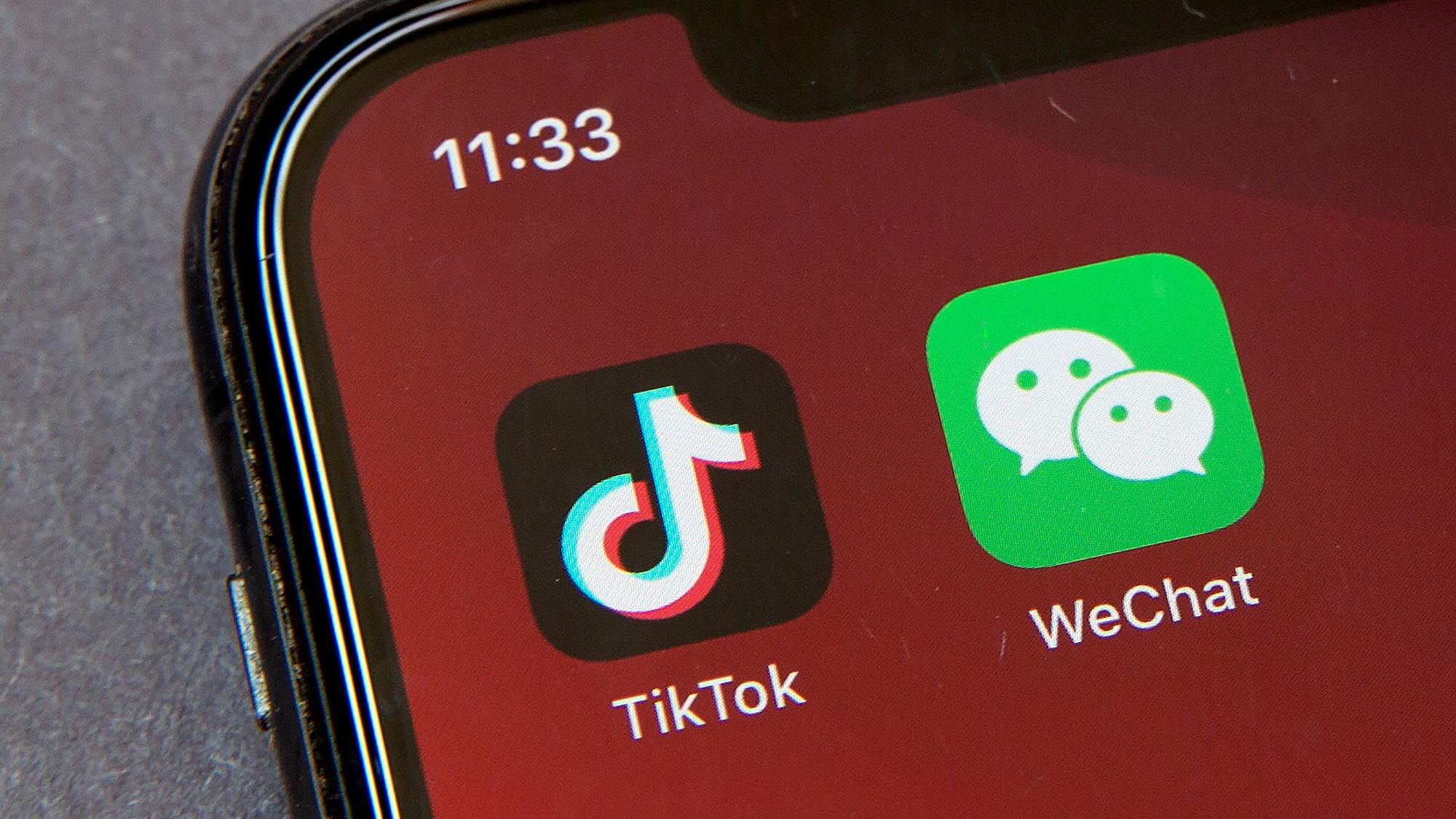 """WeChat đã """"chết hẳn"""" ở Mỹ nhưng TikTok sẽ """"hồi sinh"""" nếu làm Trump hài lòng - Ảnh 1."""
