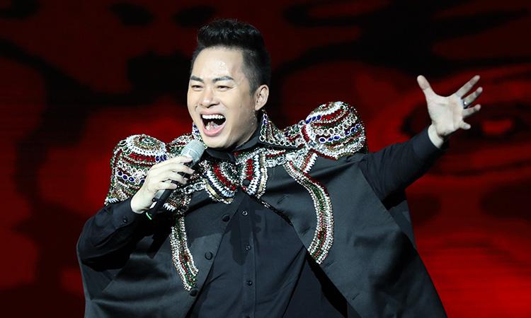Ca sĩ Tùng Dương may mắn khi được là người bạn trẻ của nhạc sĩ Phó Đức Phương  - Ảnh 1.