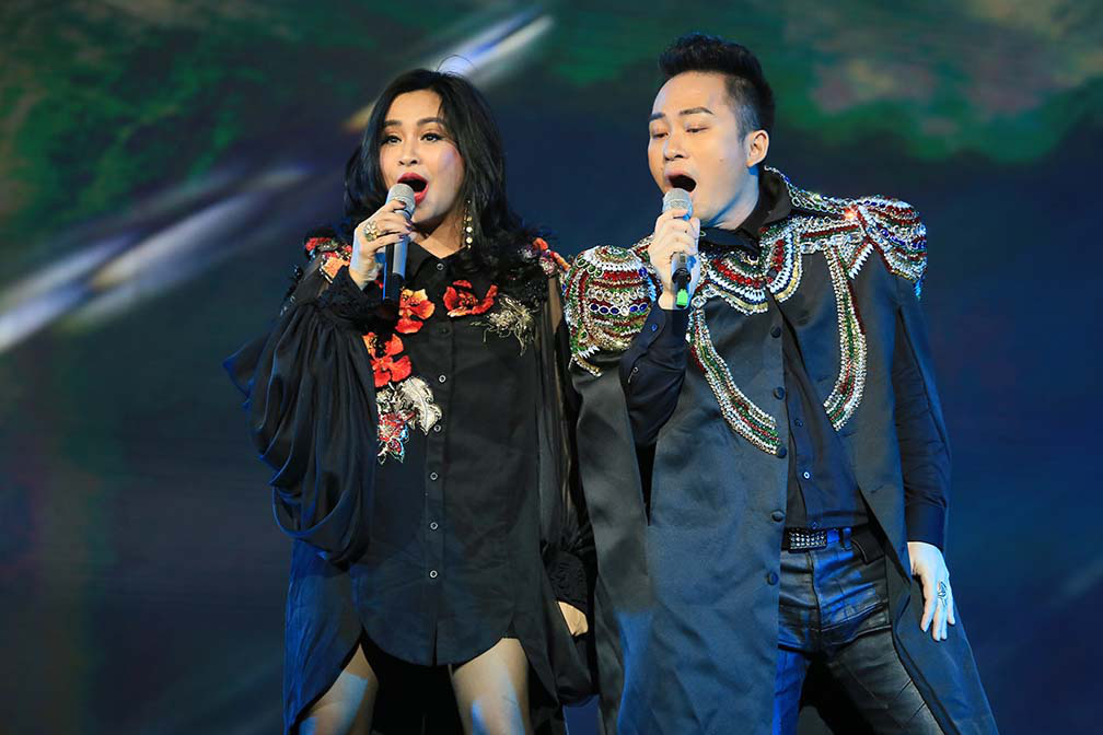 Ca sĩ Tùng Dương may mắn khi được là người bạn trẻ của nhạc sĩ Phó Đức Phương  - Ảnh 2.