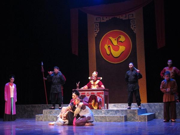 Liên hoan sân khấu Thủ đô lần thứ IV: Sẽ không có chuyện chia phần giải thưởng  - Ảnh 1.