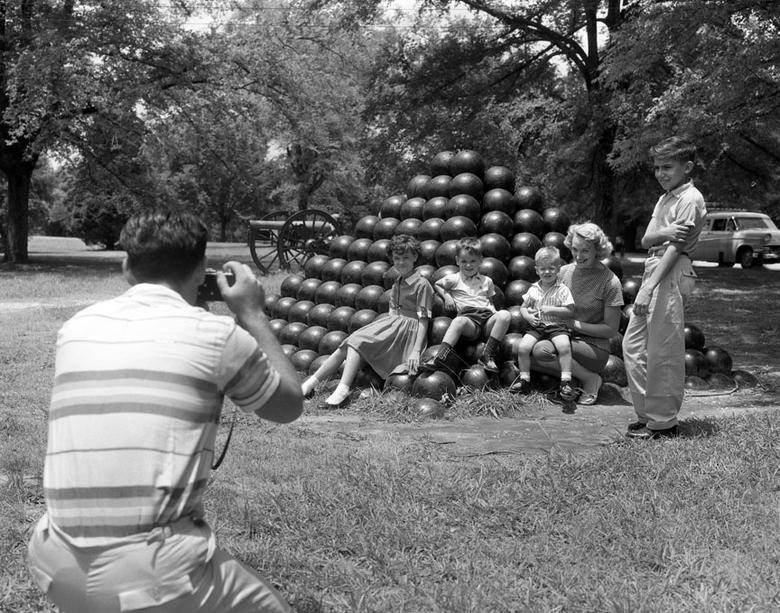 Các công viên tại Mỹ cách đây 70 năm như thế nào? - Ảnh 2.