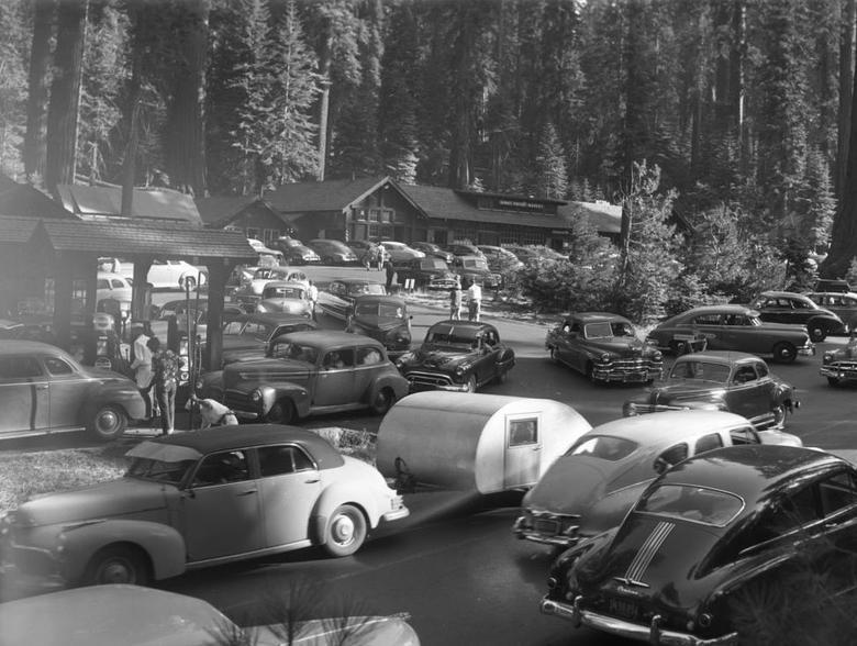 Các công viên tại Mỹ cách đây 70 năm như thế nào? - Ảnh 4.