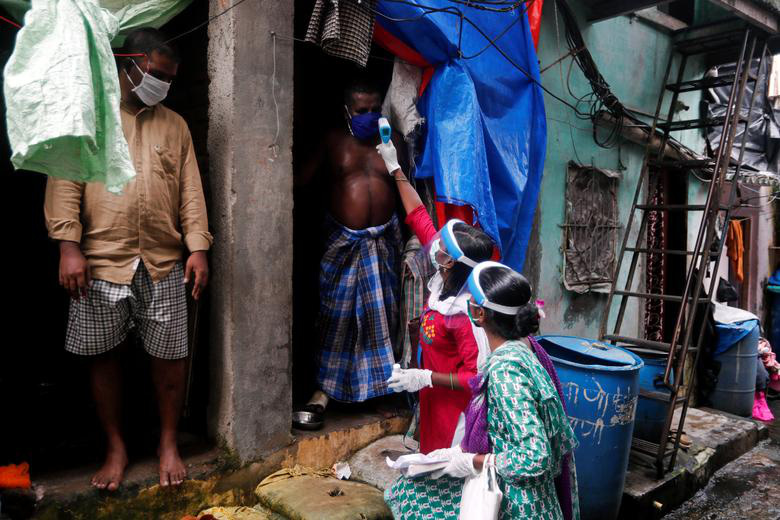 Ấn Độ quay cuồng, chống chọi với số ca nhiễm hàng ngày nhiễm Covid-19 cao nhất thế giới - Ảnh 5.