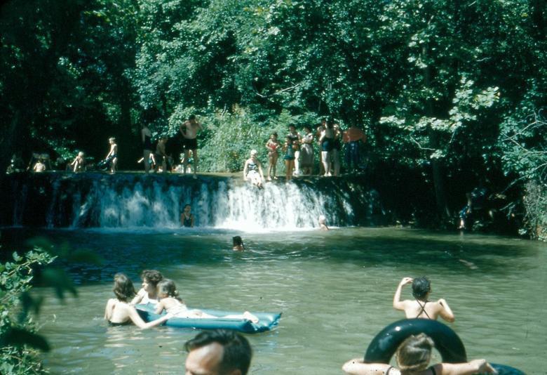 Các công viên tại Mỹ cách đây 70 năm như thế nào? - Ảnh 6.