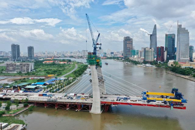 Kiểm toán nhà nước báo cáo thế nào về các dự án BT trong Khu đô thị mới Thủ Thiêm? - Ảnh 3.
