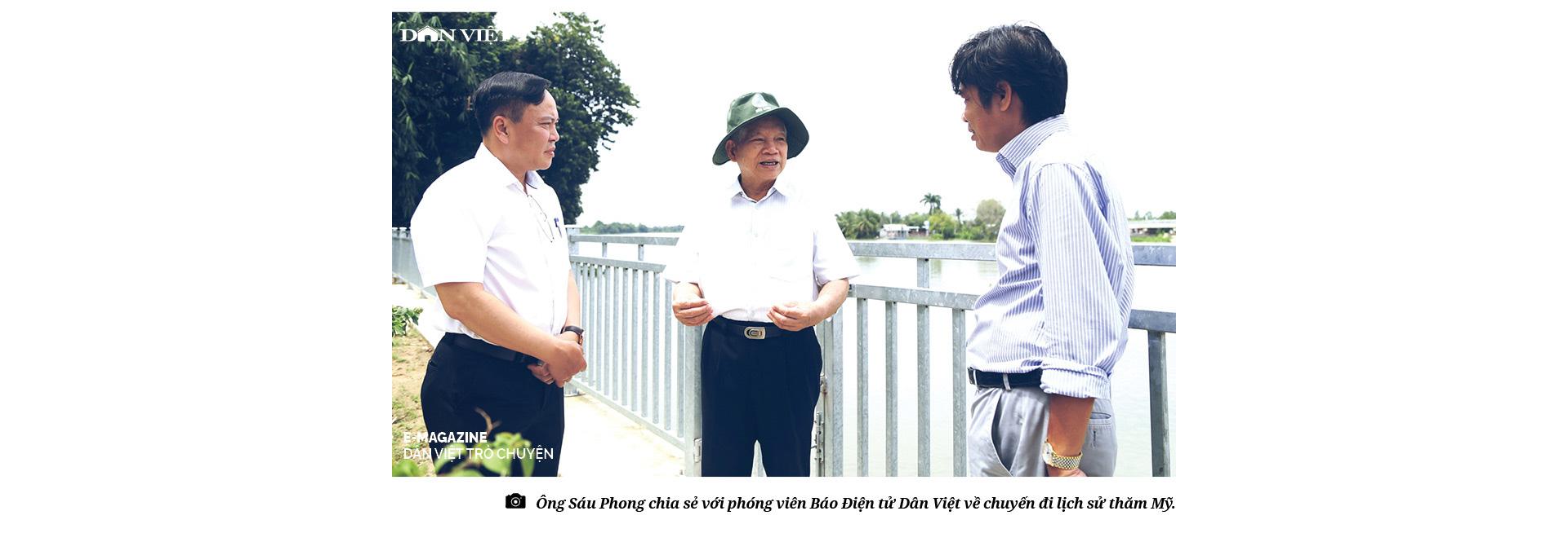 """Nguyên Chủ tịch Nước Nguyễn Minh Triết: """"Con người không phải sinh ra để mãi hận thù..."""" - Ảnh 2."""