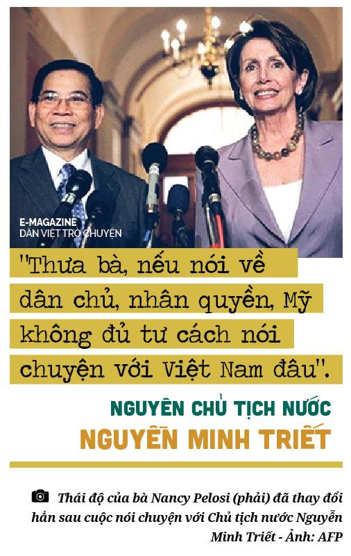 """Nguyên Chủ tịch Nước Nguyễn Minh Triết: """"Con người không phải sinh ra để mãi hận thù..."""" - Ảnh 3."""