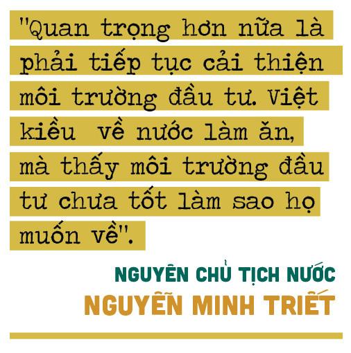 """Nguyên Chủ tịch Nước Nguyễn Minh Triết: """"Con người không phải sinh ra để mãi hận thù..."""" - Ảnh 11."""