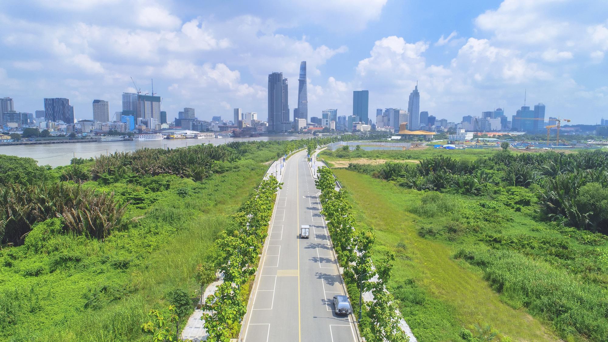 Kiểm toán nhà nước báo cáo thế nào về các dự án BT trong Khu đô thị mới Thủ Thiêm? - Ảnh 1.
