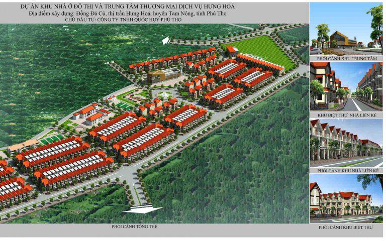 Phú Thọ: Chuẩn bị xây dựng 4 Khu đô thị nghìn tỷ - Ảnh 1.