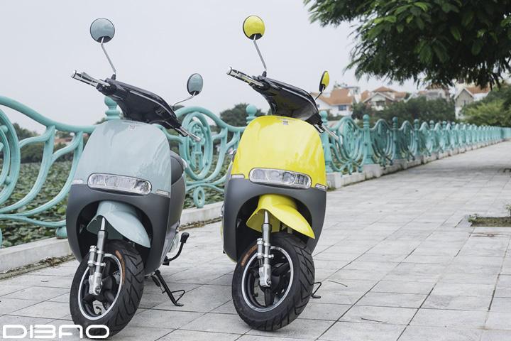 Top 7 mẫu xe máy điện đẹp, giá tốt: VinFast góp 2 đại diện - Ảnh 6.