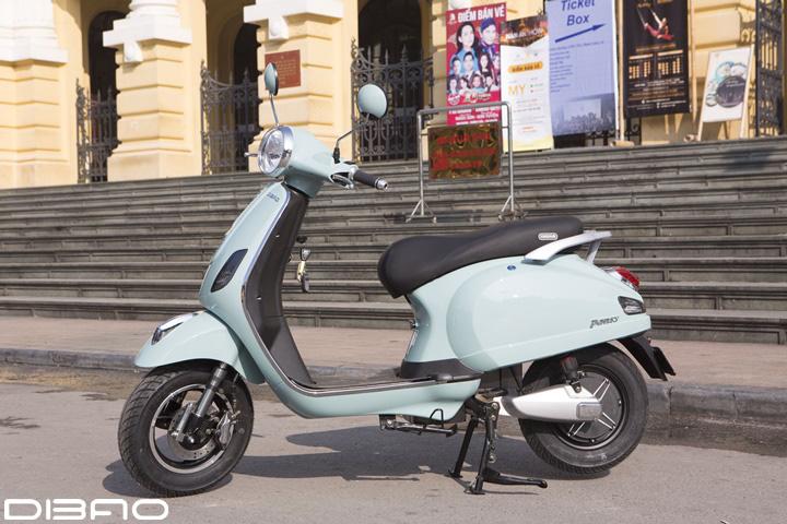 Top 7 mẫu xe máy điện đẹp, giá tốt: VinFast góp 2 đại diện - Ảnh 5.