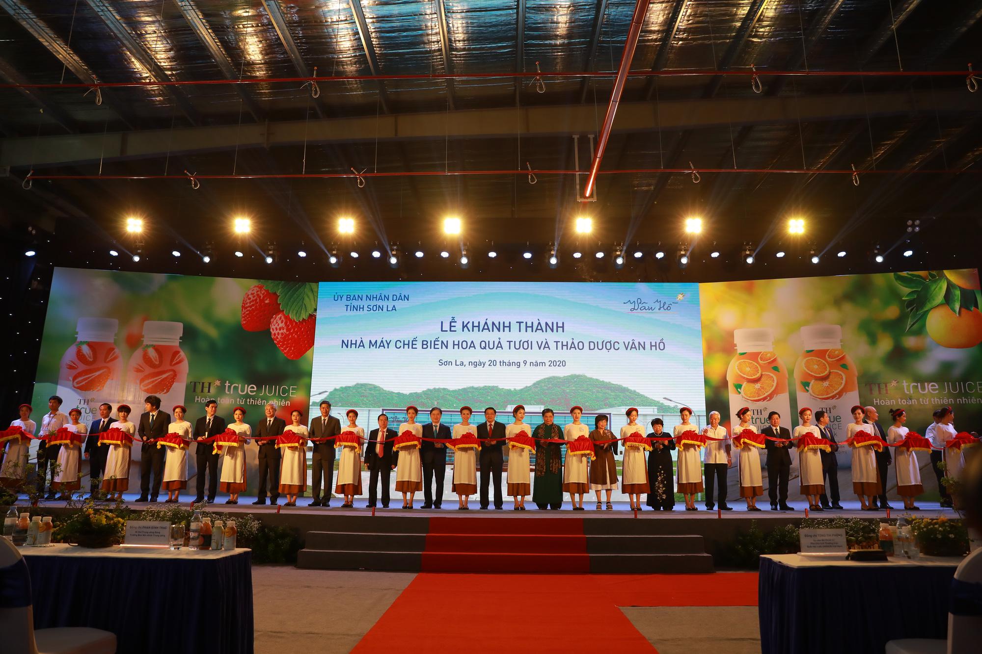 Phó Chủ tịch Thường trực Quốc hội: Có nhà máy chế biến, nông dân Sơn La không lo được mùa mất giá - Ảnh 1.