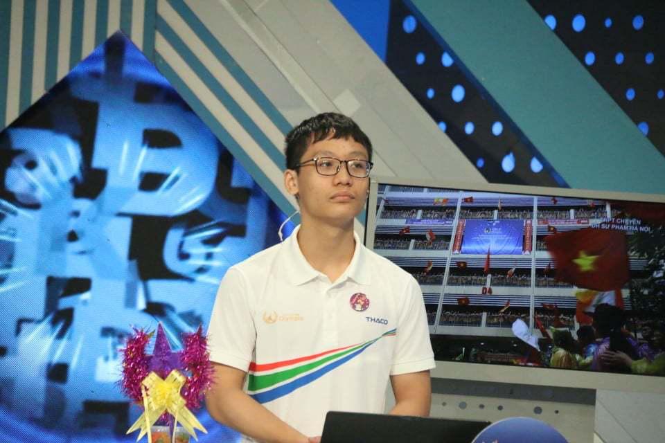 """Thu Hằng đang dẫn đầu chung kết Đường lên đỉnh Olympia 2020 sau phần thi Vượt chướng ngại vật cực """"đỉnh"""" - Ảnh 3."""