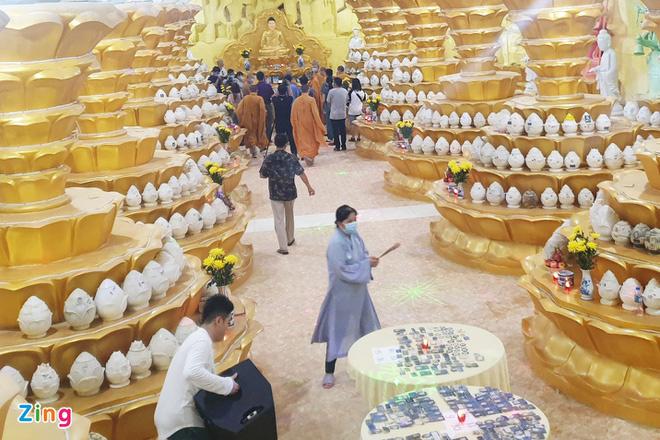 Có bao nhiêu hũ tro cốt ở chùa Kỳ Quang 2 đã được nhận dạng? - Ảnh 1.