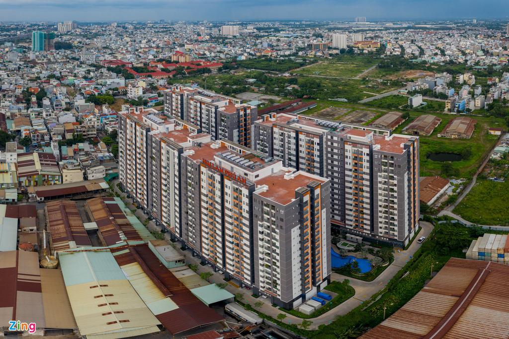 Những chung cư nhiều năm chưa có sổ hồng tại TP.HCM - Ảnh 3.