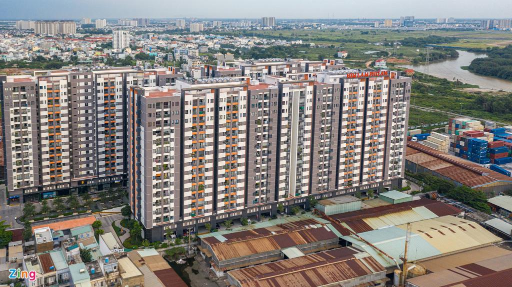 Những chung cư nhiều năm chưa có sổ hồng tại TP.HCM - Ảnh 4.