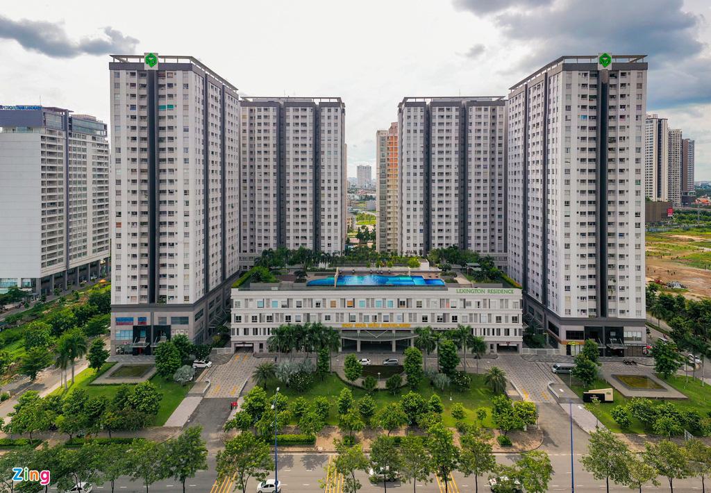 Những chung cư nhiều năm chưa có sổ hồng tại TP.HCM - Ảnh 2.