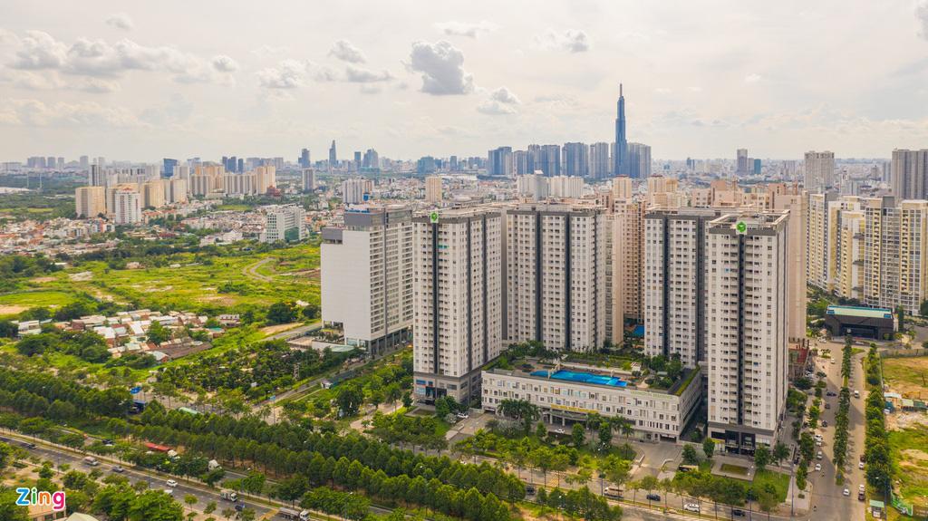 Những chung cư nhiều năm chưa có sổ hồng tại TP.HCM - Ảnh 1.