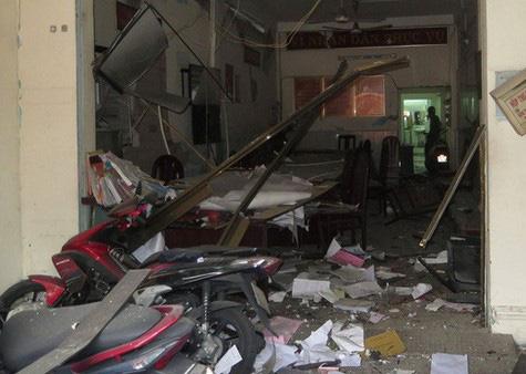 TP.HCM: Băng nhóm dùng bom khủng bố trụ sở công an phường ở Tân Bình sắp hầu tòa - Ảnh 1.