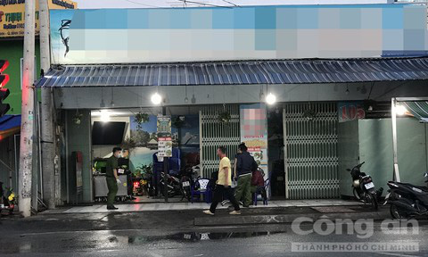 Thanh niên bị đuổi chém từ quận Bình Tân sang quận 12, tử vong - Ảnh 1.
