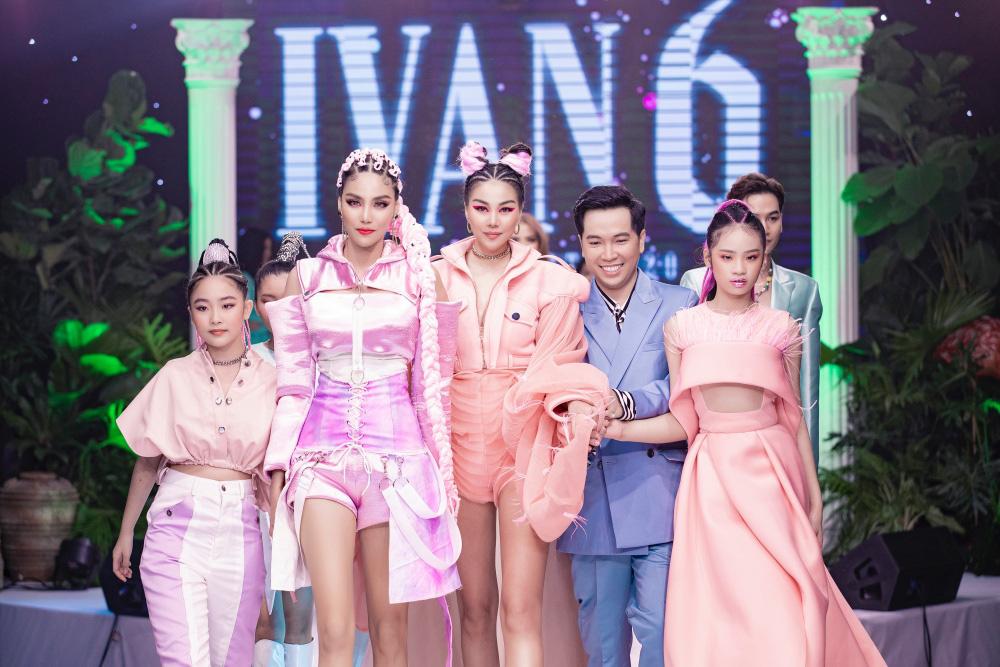 """Siêu mẫu Thanh Hằng, Lan Khuê """"đại náo"""" show diễn """"Ivan 6"""" - Ảnh 4."""