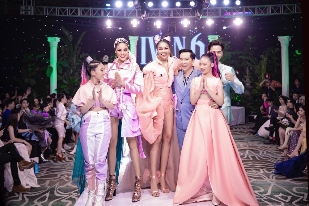 """Siêu mẫu Thanh Hằng, Lan Khuê """"đại náo"""" show diễn """"Ivan 6"""" - Ảnh 5."""