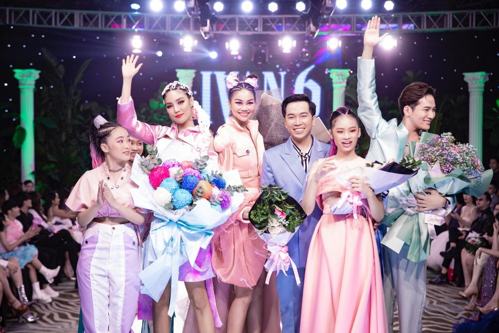 """Siêu mẫu Thanh Hằng, Lan Khuê """"đại náo"""" show diễn """"Ivan 6"""" - Ảnh 9."""