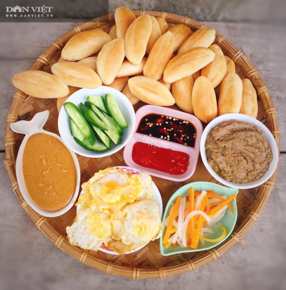 """Gợi ý thực đơn buổi sáng với bánh mì """"tí hon"""" tự làm thơm ngon hấp dẫn - Ảnh 6."""