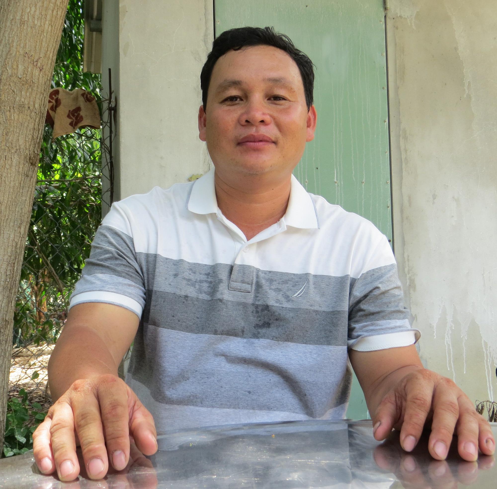 Nông dân Việt Nam xuất sắc 2020: Tỷ phú nuôi heo tuổi 30 ở Phú Yên - Ảnh 1.