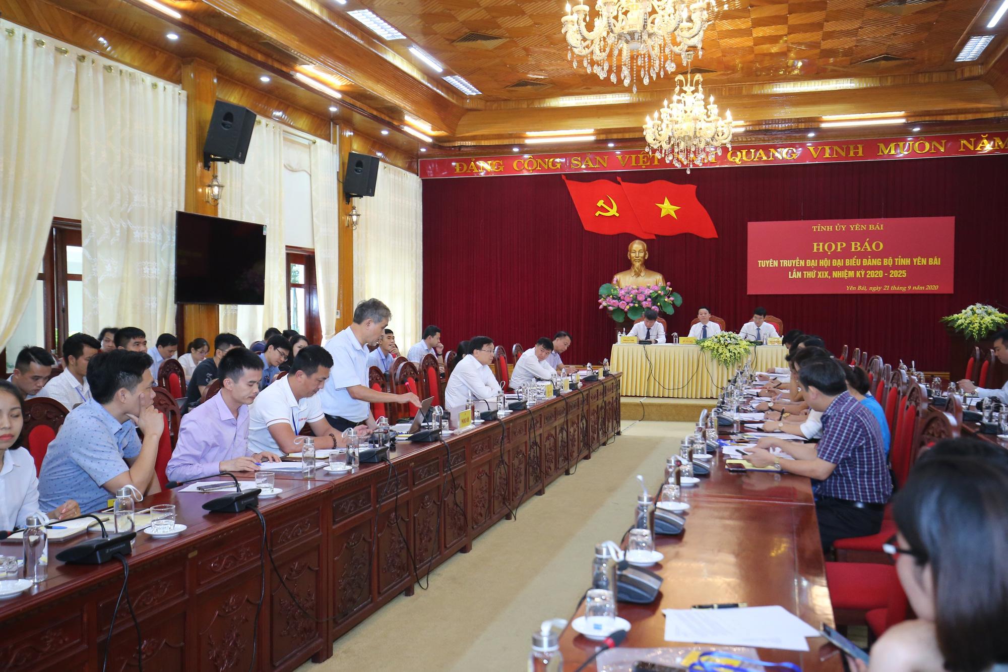 Yên Bái: Liên kết nông thôn với đô thị, công nghiệp, dịch vụ với nông nghiệp là đột phá chiến lược - Ảnh 1.