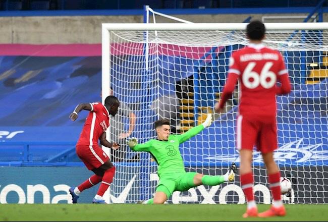 """Chelsea thua Liverpool, HLV Lampard nói điều bất ngờ về """"tội đồ"""" Kepa - Ảnh 1."""