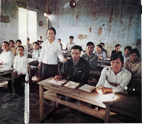 Ảnh quý giá về nhà giáo Việt Nam thời kháng chiến chống Mỹ - Ảnh 5.